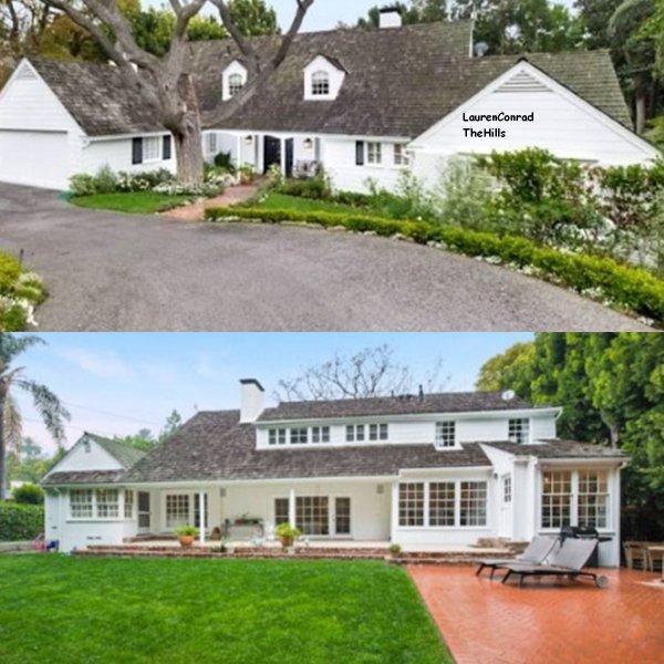 Nouvelle maison de lauren $ 3.7 millions