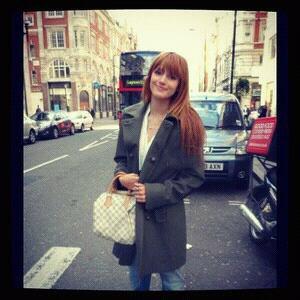 Bella et Zen sont a Londres