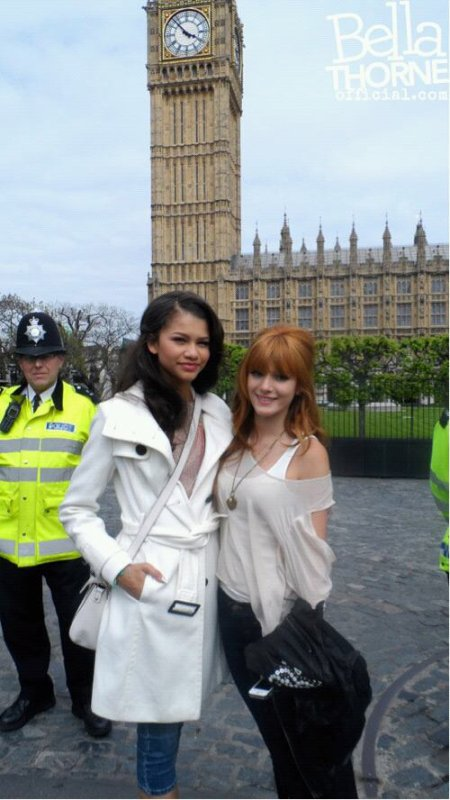 La fameuse photo devant la celebre monument Big Ben