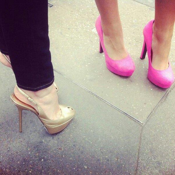 Les Chaussures de Bella et Zen