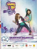 Dance Talant n 2 + photo promotionelle de Shake It Up saison 2