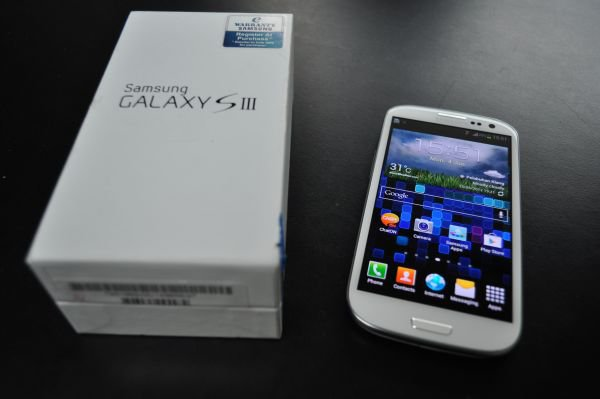 Samsung Galaxy S3 Merci FUN RADIO !! <3