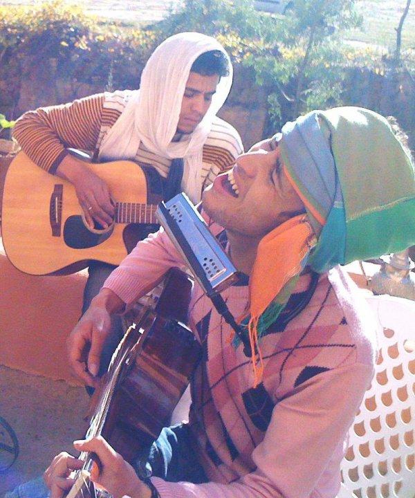 i  verry like music Amazigh in amun stylle