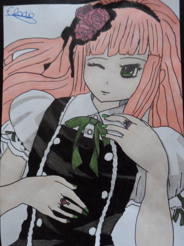 dessin pour le concours de dessin de ichiruki-rukiichi