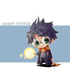 mini potter mangas
