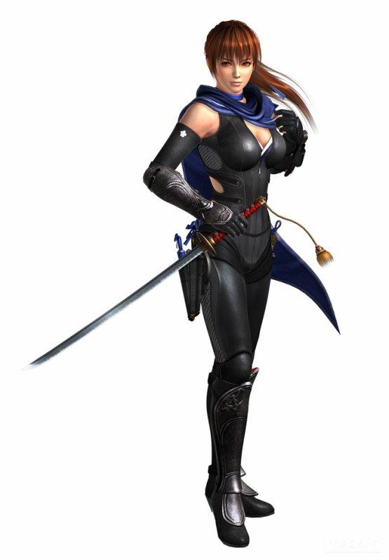 femme ninja