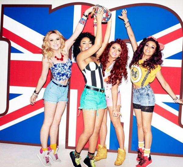 Les 1D au féminin? Oui, les Little Mix <3