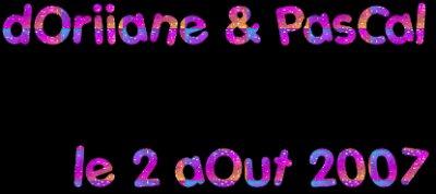 Pascal&Doriiane (l)