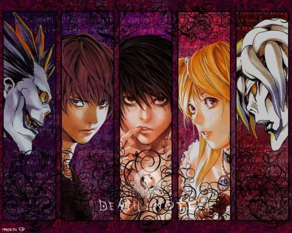 Death Note !!