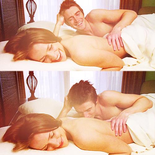 """""""Partir, c'est facile quand on ne laisse personne derrière soi."""""""