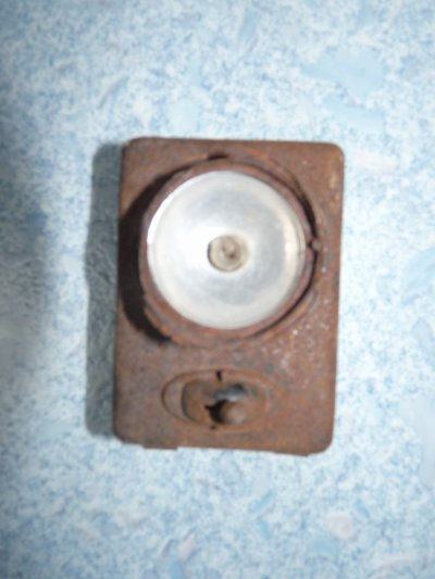Lampe Fr WW1