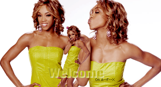 Welcome On Alicia--Fox--X