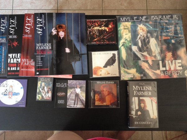 Mes achats: Juin 2015