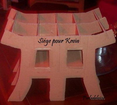 2eme meuble en carton
