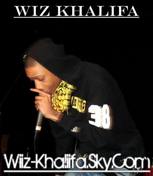 Wiiz Khaliifa En Concert !