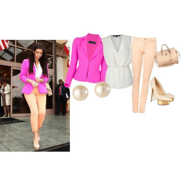 TENUE 8: Inspiration Kim Kardashian
