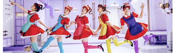 Comeback coup de coeur: Red Velvet - Dumb Dumb