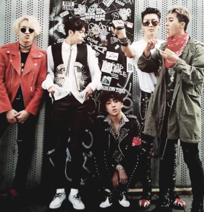 WINNER ou les petits hyungs de la YG