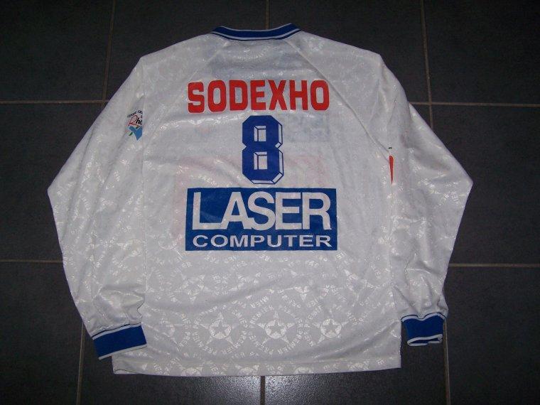 Maillot OL 1994/1995