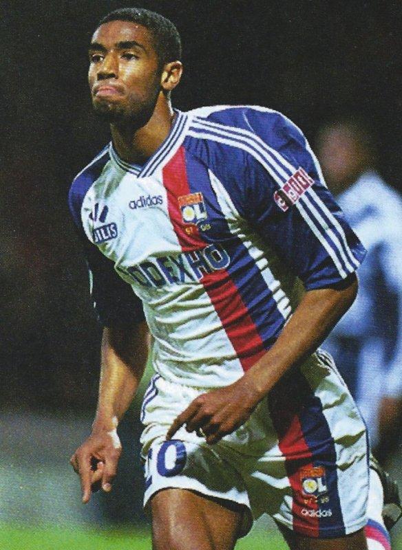 Maillot OL 1997/1998 Domicile
