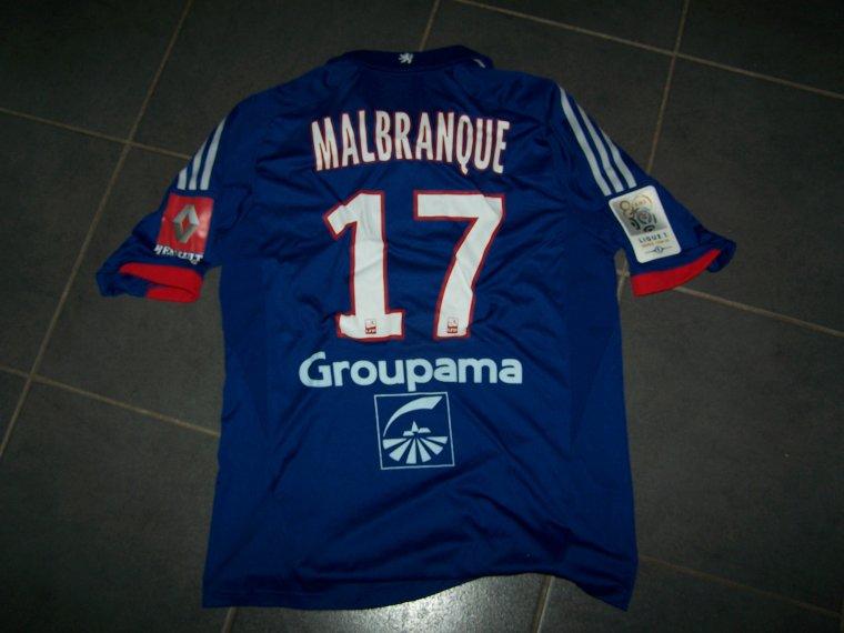 Maillot 2012-2013 extérieur
