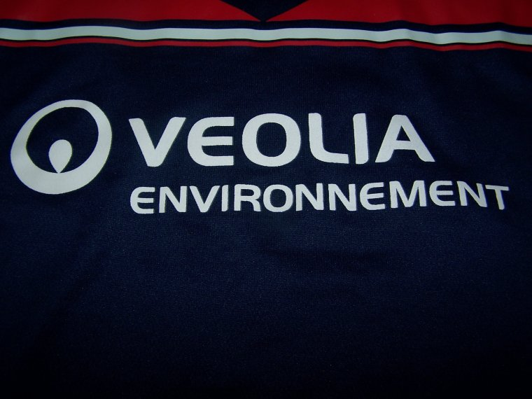 Maillot OL 2013-2014 Europe