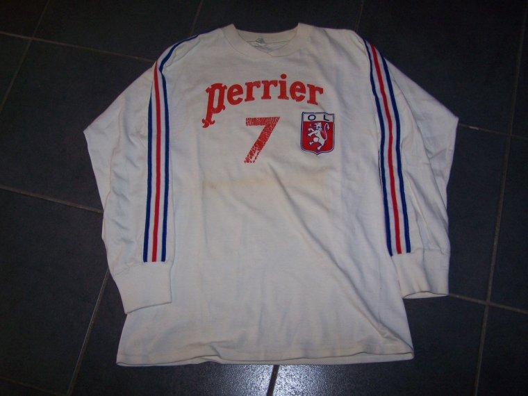 Maillot OL 73-74 coupe de France