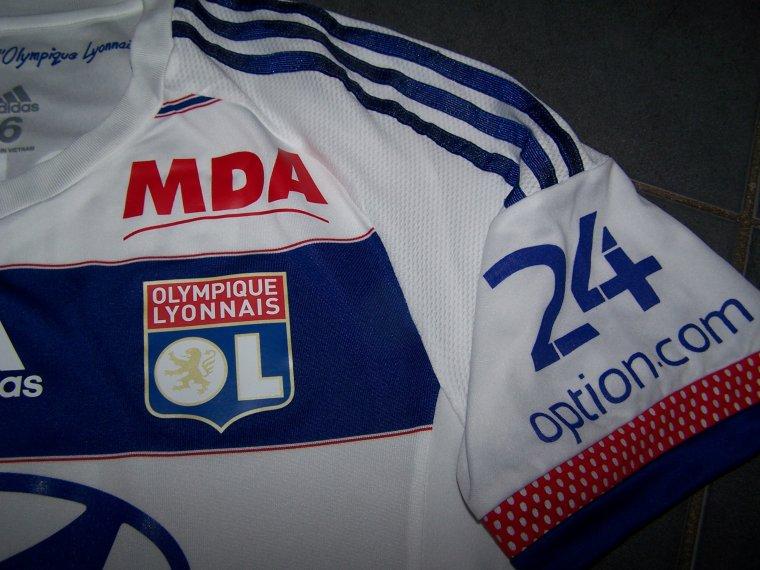 Maillot  2015-2016 domicile