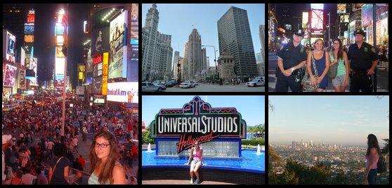 Vacances aux USA, août 2010