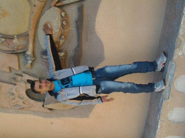 always in Ghardaia