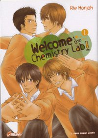 Présentation manga : Welcome to the chemistry lab !