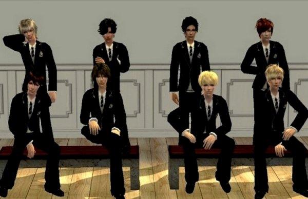 Partie histoire sims yaoi /!\Projet Sims abandonné mais pas les écrits /!\