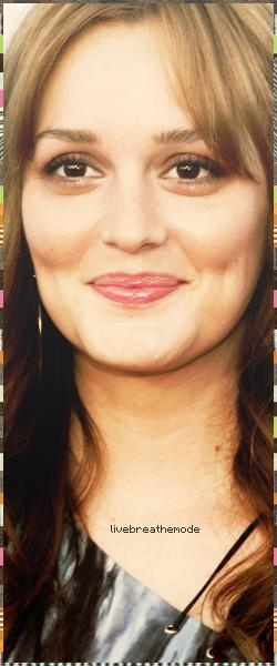 007. Tuto Maquillage, inspire toi de Leighton Meester.