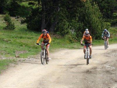 Séjour club VTT: 11, 12 & 13 juin 2011 à la découverte du Capcir.......