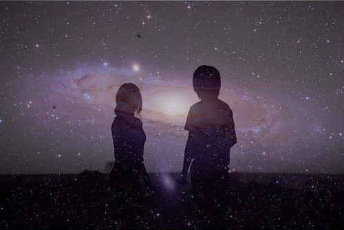 Basta olhar para o céu e estarei lá...
