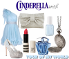 6 ème tenue • Cendrillon