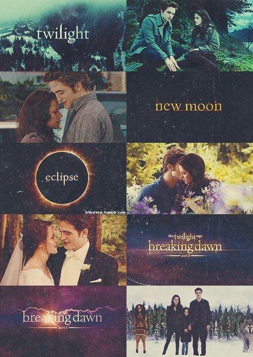 [The Twilight Saga]