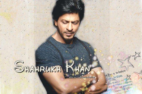 [Shahrukh Khan]