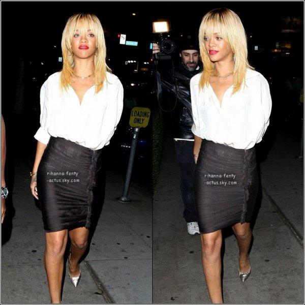 Rihanna à Los Angeles