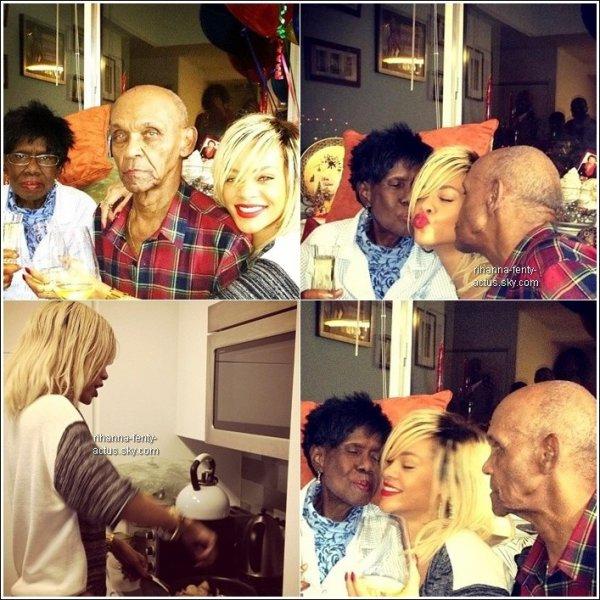 16 Mars :  Rihanna a été aperçue faisant du shopping à Whole Food à New York. TOP ou FLOP ?
