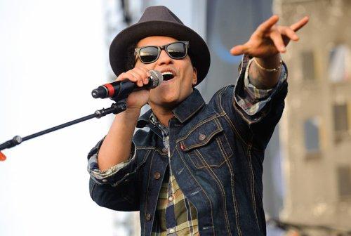 Bruno Mars : artiste le plus téléchargé en 2011 dans le monde