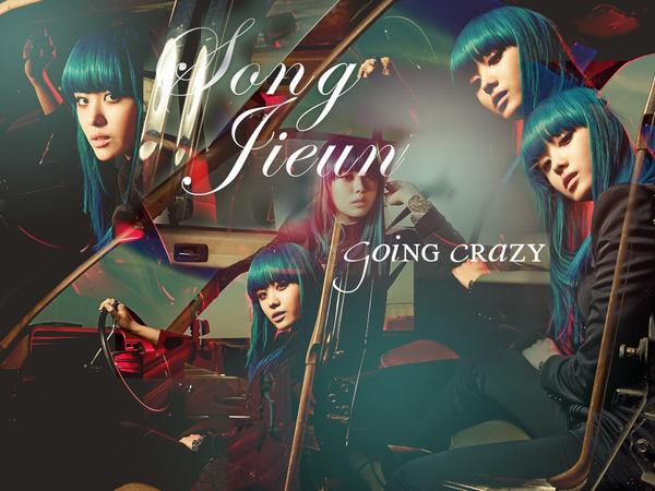 JiEun feat. Bang Yong Guk - Going crazy ~ Sarangi anya igeon sarangi anya, I Don`t Wanna Cry No More ♪