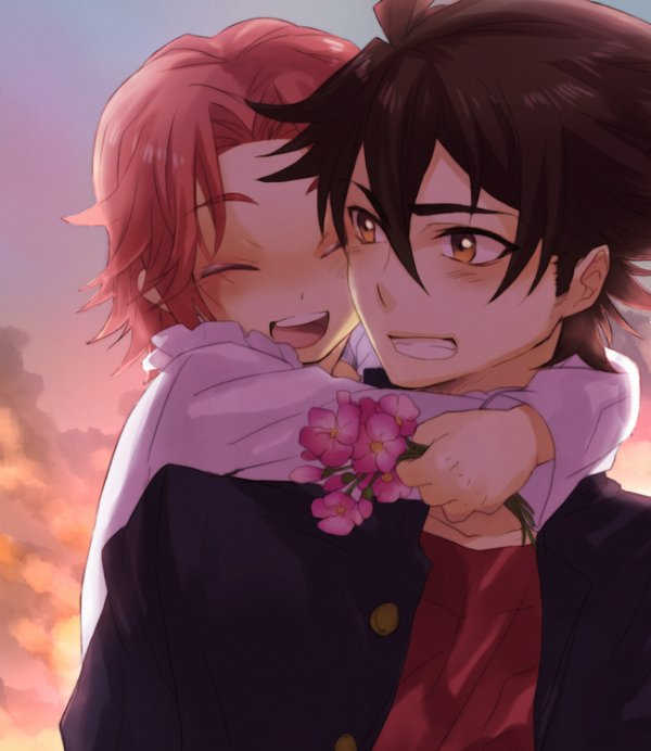 Image des 1000 com's HOTD Takashi et Alice :)