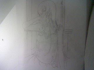 Mon meilleur dessins réussi :)