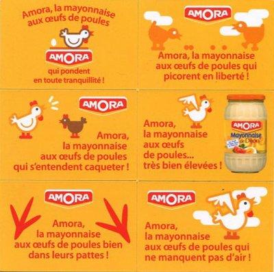 "AMORA "" la mayonnaise """