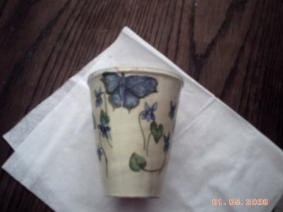 suite de mes creations pots en terre decores   et sabots decores automne