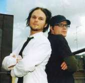 .. Lauri et Aki de The RasmuS..