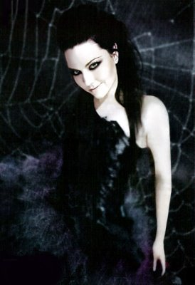 +Amy Lonely Princesse goth spider:)