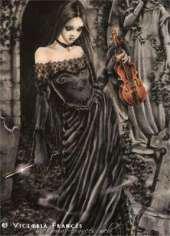 **+Violoniste goth+**