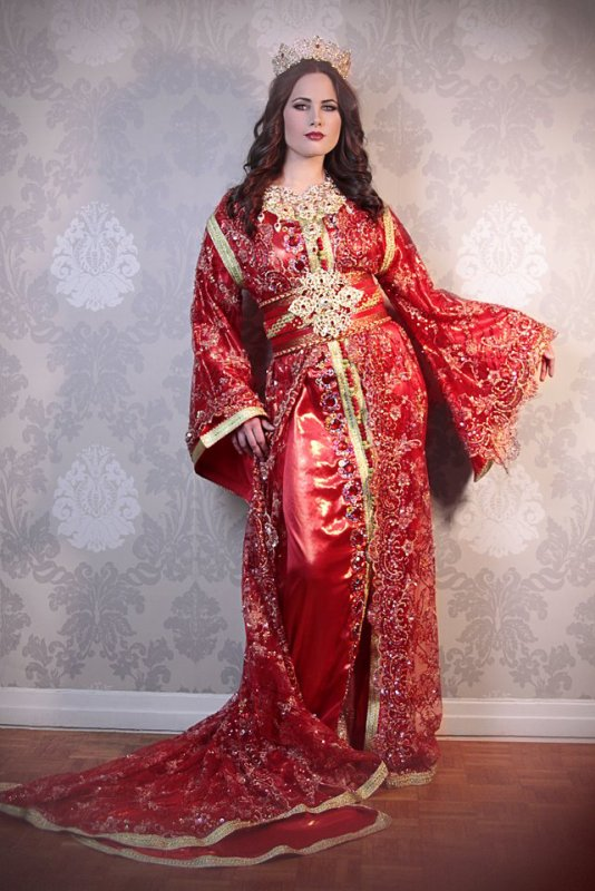 colection tenue marocaine